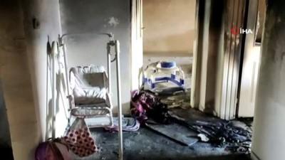guvenlik gucleri -  Mardin'de yangın: 3'ü çocuk 4 ölü