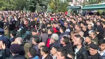 askeri toren - Başkentliler İdlib şehidinin ailesini yalnız bırakmadı - ANKARA