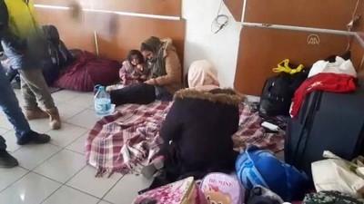 Düzensiz göçmen hareketliliği (2) - İSTANBUL