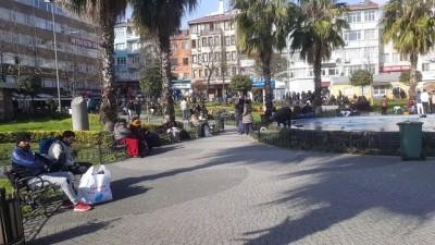 Düzensiz göçmen hareketliliği (3) - İSTANBUL