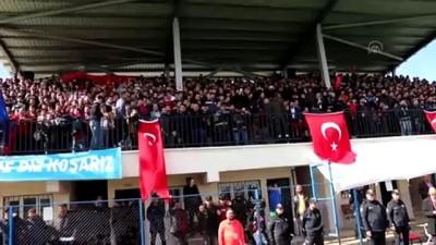 futbol maci - Mehmetçik için tek yürek oldular - ADIYAMAN