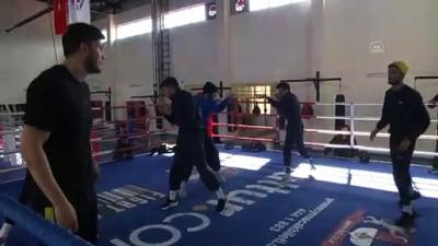 Milli boksörlerin Kastamonu kampı sona erdi