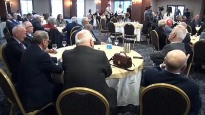 """hukuk devleti -  Metin Feyzioğlu: """"Ben Türkiye'den umutluyum"""""""