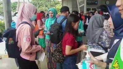 - Endonezya'da korona virüsten ilk ölüm gerçekleşti - Vak'a sayısı 27'ye yükseldi