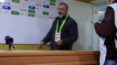 Giresunspor - Keçiörengücü maçının ardından