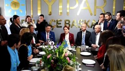 ozel guvenlik gorevlisi - İYİ Parti Genel Başkanı Akşener, ziyaretlerde bulundu (2) - TEKİRDAĞ