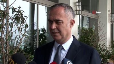 """turizm sezonu -  TÜROFED Başkanı Çorabatır:'Riski minimize etmek için turizm sezonunun Nisan ayına ertelenmesi önemli bir adım"""""""