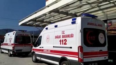 19 ortaokul öğrencisi gıda zehirlenmesi şüphesiyle hastaneye kaldırıldı - SAKARYA