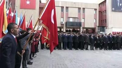 Büyük Önder Atatürk'ün Mardin'e gelişinin 104. yılı kutlandı