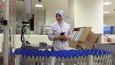 Çerkezköy OSB'de 13 ilaç fabrikasında 3 bin 560 kişi istihdam ediliyor - TEKİRDAĞ