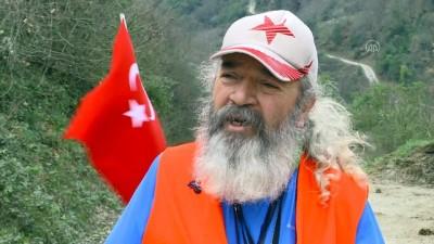 Emekli deniz subayı Anadolu'da ayak basmadık yer bırakmayacak (2) - KOCAELİ