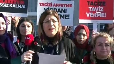 cinsel istismar -  KADEM avukatları, İstek Vakfı'ndaki cinsel istismar olayına isyan etti