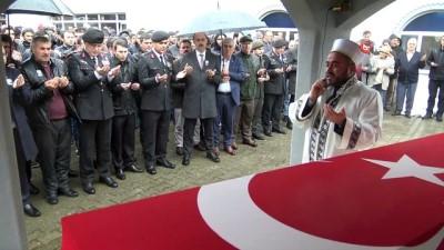 askeri toren -  Kazada ölen Samsunlu uzman onbaşı toprağa verildi