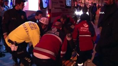 Maltepe'de feci kaza: 2'si ağır 3 yaralı
