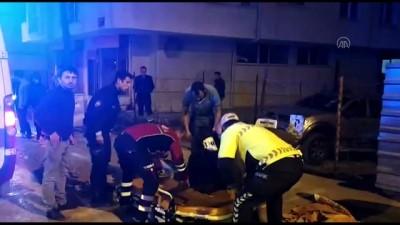 Maltepe'de trafik kazasında 3 kişi yaralandı - İSTANBUL