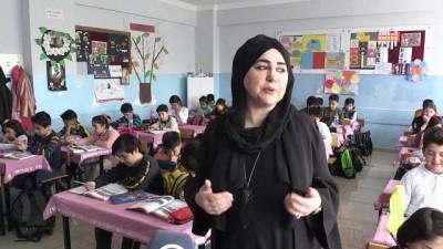 Özlem öğretmen, öğrencilerinin sevgisiyle kanseri yendi - GAZİANTEP