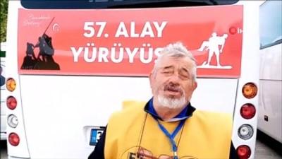 57. Alay Malkara'ya ulaştı
