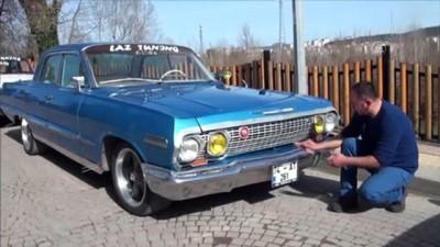 klasik otomobil - Baştan aşağı yenilediği klasik araçlara gözü gibi bakıyor - BARTIN