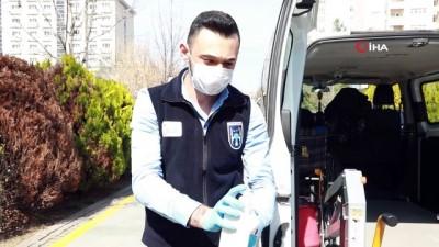 Büyükşehir'de temizlik ve dezenfeksiyon seferberliği başladı