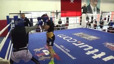 Milli boksörler İngiltere'den olimpiyat vizeleriyle dönmek istiyor - KASTAMONU