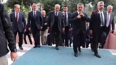 Ulaştırma ve Altyapı Bakanı Turhan: 'Sivas-Kalın Demiryolu'nu önümüzdeki 1 ay içerisinde açacağız'