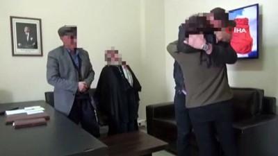 Van'da 2 kadın terörist ikna sonucu teslim oldu