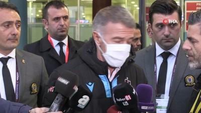 Ahmet Ağaoğlu: 'Bana sorarsanız lig bugün itibariyle tescil edilsin ama buna kargalar bile güler'