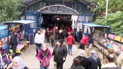 Bulgar ve Yunanlıların akın akın geldiği 'sosyete pazarı' korona tedbirleri kapsamında kapatıldı