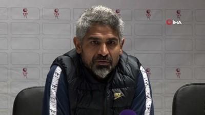 İsmet Taşdemir: '6 final maçımız var. Çıkıp elimizden gelenin en iyisini yapmaya çalışacağız'