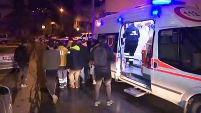 Ankara'da evde çıkan yangın hasara neden oldu