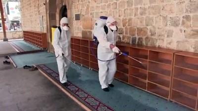 Gaziantep ve Kahramanmaraş'ta koronavirüs tedbirleri