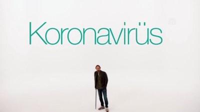 Sağlık Bakanlığından koronavirüse karşı yeni kamu spotları (2) - ANKARA