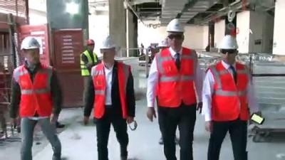 Başakşehir Şehir Hastanesi'nin yapımı büyük oranda tamamlandı