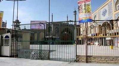 benin - İran'ın Kum kentindeki türbe koronavirüs nedeniyle ziyaretlere kapatıldı - KUM