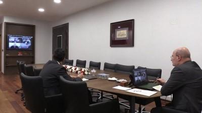 İş dünyasından koronavirüse karşı telekonferans çözümü - ATO Başkanı Baran - ANKARA