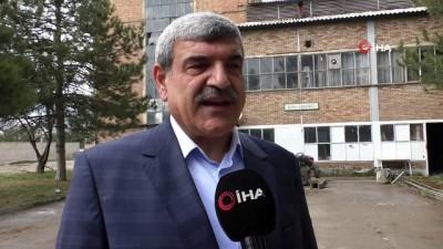 Korona virüs Malatya Etil Alkol Fabrikası'nın tekrar açılması talebini gündeme getirdi