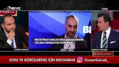 Osman Gökçek 'Bu işte bir iş var'