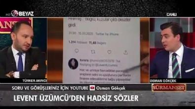 Osman Gökçek, 'Bunlar gerici zihniyettir'