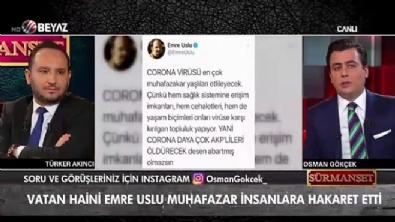 Osman Gökçek: 'Bunların insani duyguları yok'