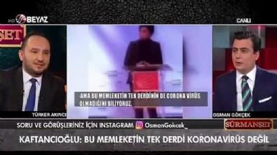 Osman Gökçek, 'Eleştirilmek CHP'nin kitabında yok'