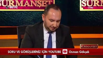 Osman Gökçek, 'Geçmişini silemezsin İsmail Saymaz'