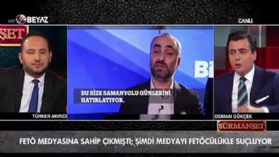 Osman Gökçek, İsmail Saymaz'ın çelişkilerini bir bir ifşa etti (2)