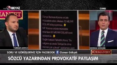 Osman Gökçek o tweetlere isyan etti: 'Pes artık!'