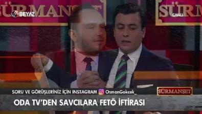 Osman Gökçek, 'Soner Yalçın Oda TV'nin suç işlediğini biliyordu'