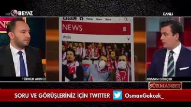 Osman Gökçek: 'Yabancı ve bazı yerli yayın organları Türkiye'yi hedef gösteriyor'
