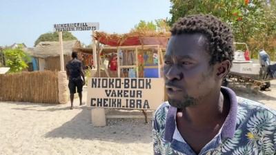isaf - Senegal'de turistik adanın 'Türk Musa'sı - DIONEWAR