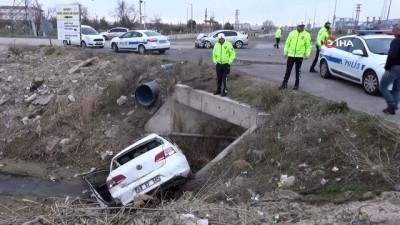 uzman cavus -  Aksaray'da otomobiller çarpıştı: 2'si uzman çavuş, 3 yaralı