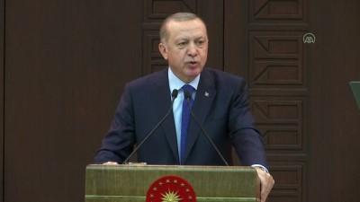 ozel sektor - Cumhurbaşkanı Erdoğan: 'Batı, yıllarca temel kamu hizmetlerini görünüşte özel sektöre terk ederek vatandaşını sahipsiz bırakmıştır'' - ANKARA