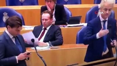 - Hollanda Sağlık Bakanı Bruins, korona virüs oturumunda bayıldı