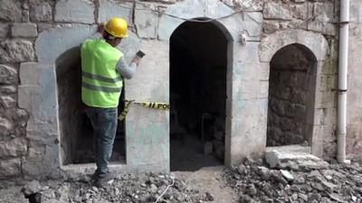 isaf - Nobel ödüllü Prof. Dr. Aziz Sancar'ın evinin müzeye dönüştürülmesi için çalışma sürüyor - MARDİN